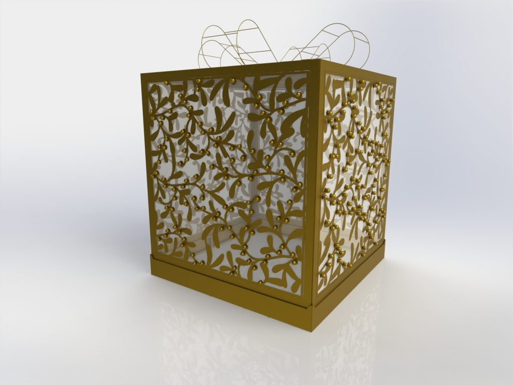 Westgate Mistletoe box