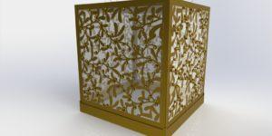 Westgate Mistletoe box Render